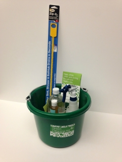Green Cleaning Kit