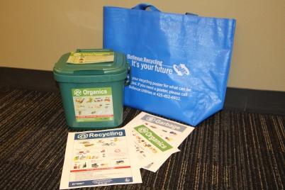 Free Recycling Kit