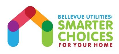 BELLEVUE Utilities Smarter Choices Logo